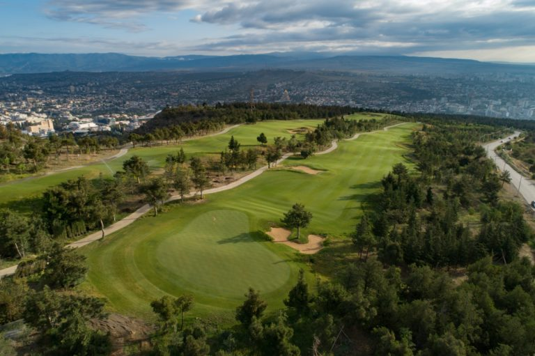 Georgia - Panoramic Drone Photo
